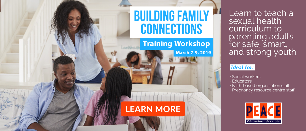 Building Family Connections event